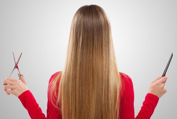 couper ses cheveux