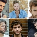 types de cheveux homme